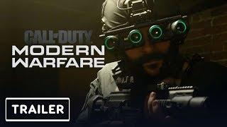 Call of Duty: Modern Warfare Story Trailer