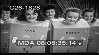 1940s. Before internet dating there were Mail Order Maids. A jolly 'lady-ordering' ditty.