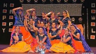 Rajasthani Folk Dance- Diwali Show 2014, Victoria