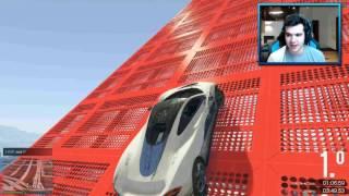 GTA 5 ONLINE | SALTO CLAVE! | CARRERA GTA 5 ONLINE