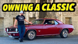 5 THINGS I LOVE And HATE About Owning A CLASSIC CAR