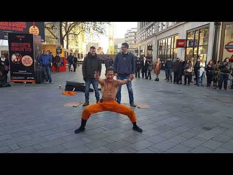 Live Jackie Chan - Leicester Square London