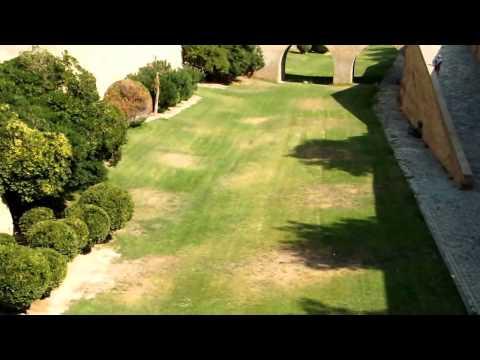 Palacio de la Aljafería, Zaragoza (2 vídeos).