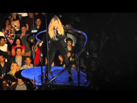 Madonna - Love Don't Live Here Anymore / HeartBreakCity HD @ Barclays NY 2015