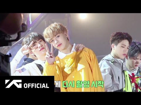 TREASURE - [T.M.I] EP.10 'BOY' M/V Behind The Scenes