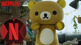 Rilakkuma and Kaoru | Interview with Creators | NX on Netflix