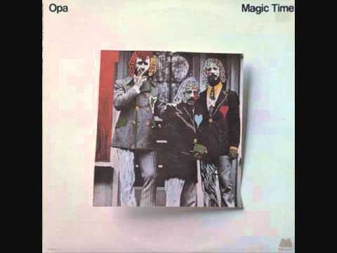 OPA - Magic Times (1977) Full Album