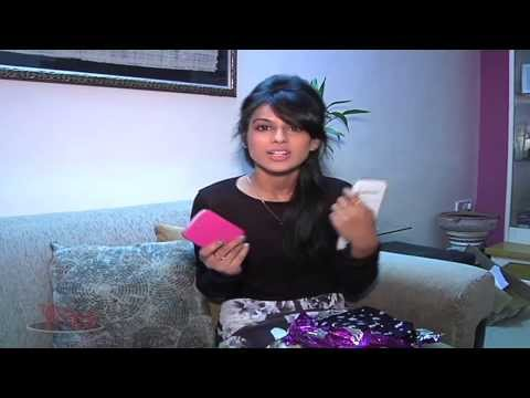 Nia Sharma exclusive interview with gifts