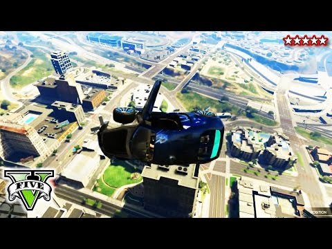 GTA 5 Launch Glitch Fun - GTA Online LAUNCH GLITCH