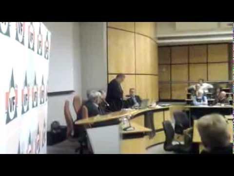 Dr Pieter Mulder toespraak aan VFplus Federale Raad