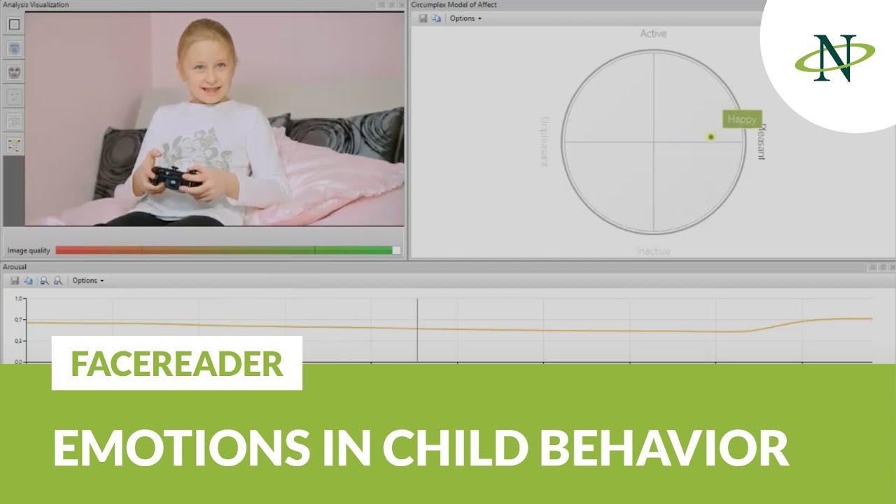 Facial expression analysis - Human behavior research   Noldus