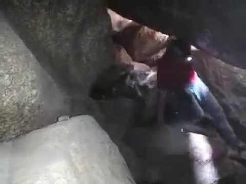 Hamm Talus Caves near Barrett Lake IV - YouTube