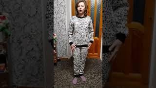 Обзор комплекта домашней одежды каталога 14 Avon!