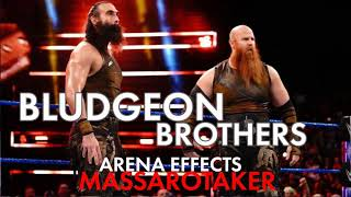 THE BLUDGEON BROTHERS THEME SONG WWE ARENA