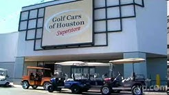 Golf Cars of Houston Superstore
