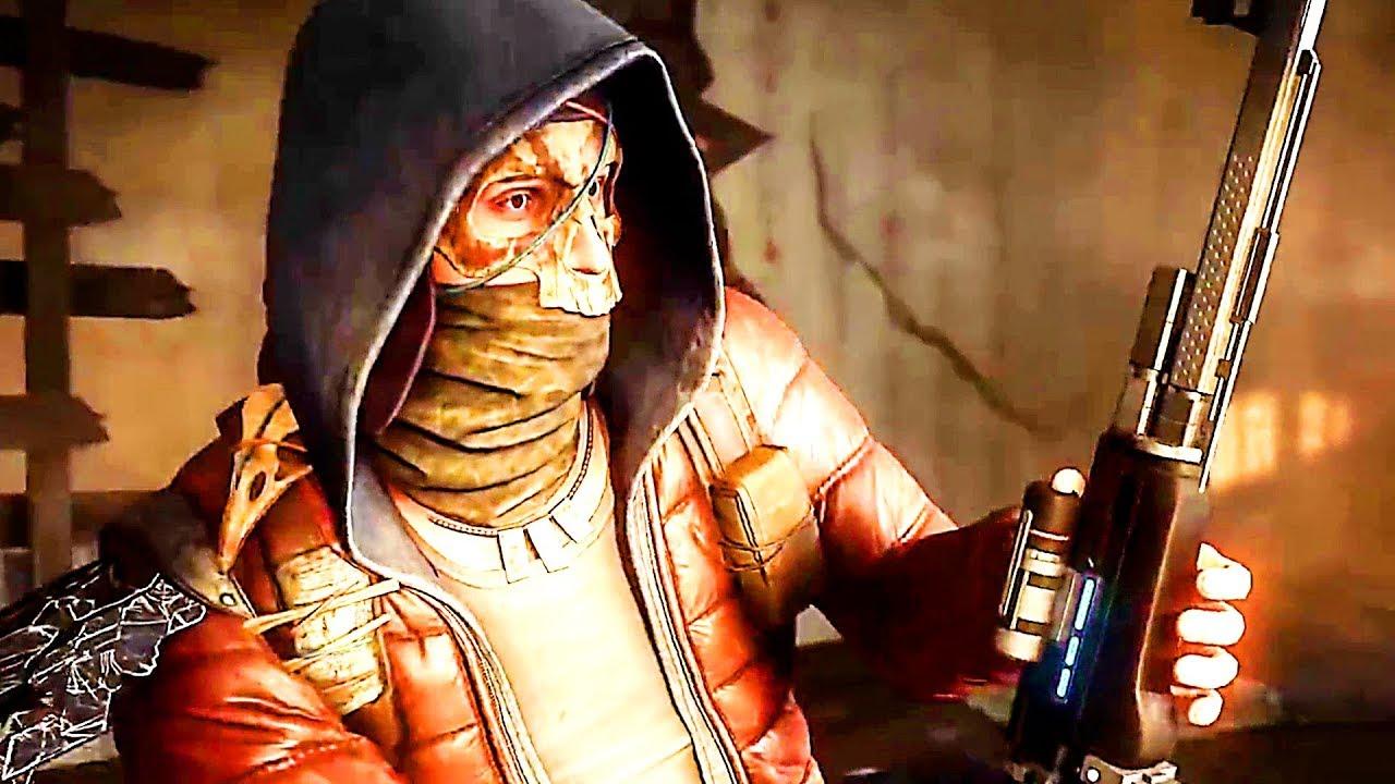MAVERICKS PROVING GROUNDS Trailer (Battle Royale Game, 2018)