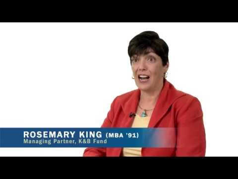 Welcoming Arms Around Globe - Rosemary King (MBA '91)