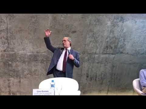 CIRO GOMES (14/09/2017) - Palestra na FGV (RJ)