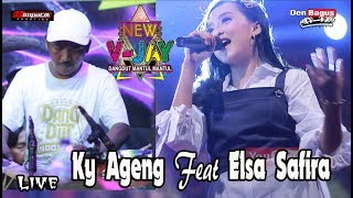 Satu nama Tetap Di Hati -  Elsa Safira -  Live V Jay Kendang Ky Ageng
