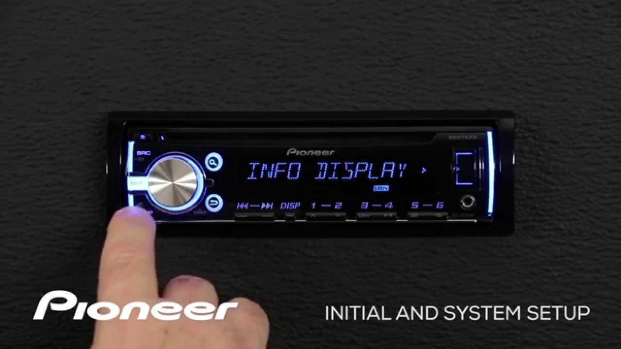 pioneer cd player deh x2700ui wiring diagram [ 1280 x 720 Pixel ]