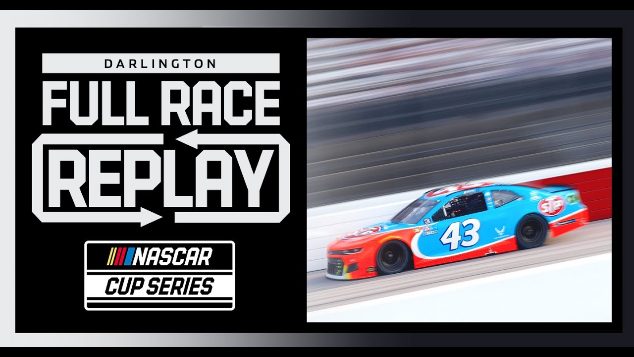 Download Goodyear 400 from Darlington Raceway | NASCAR Cup Series Full Race Replay