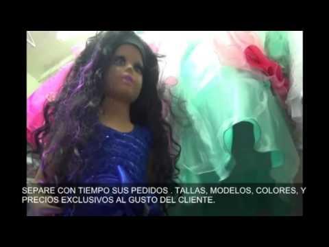 5469980ed VESTIDOS Y TERNOS DE PROMOCIÓN EN NASCA. - YouTube