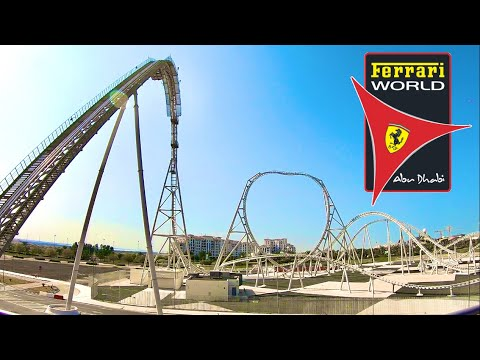 Ferrari World Abu Dhabi Vlog 2nd December 2019
