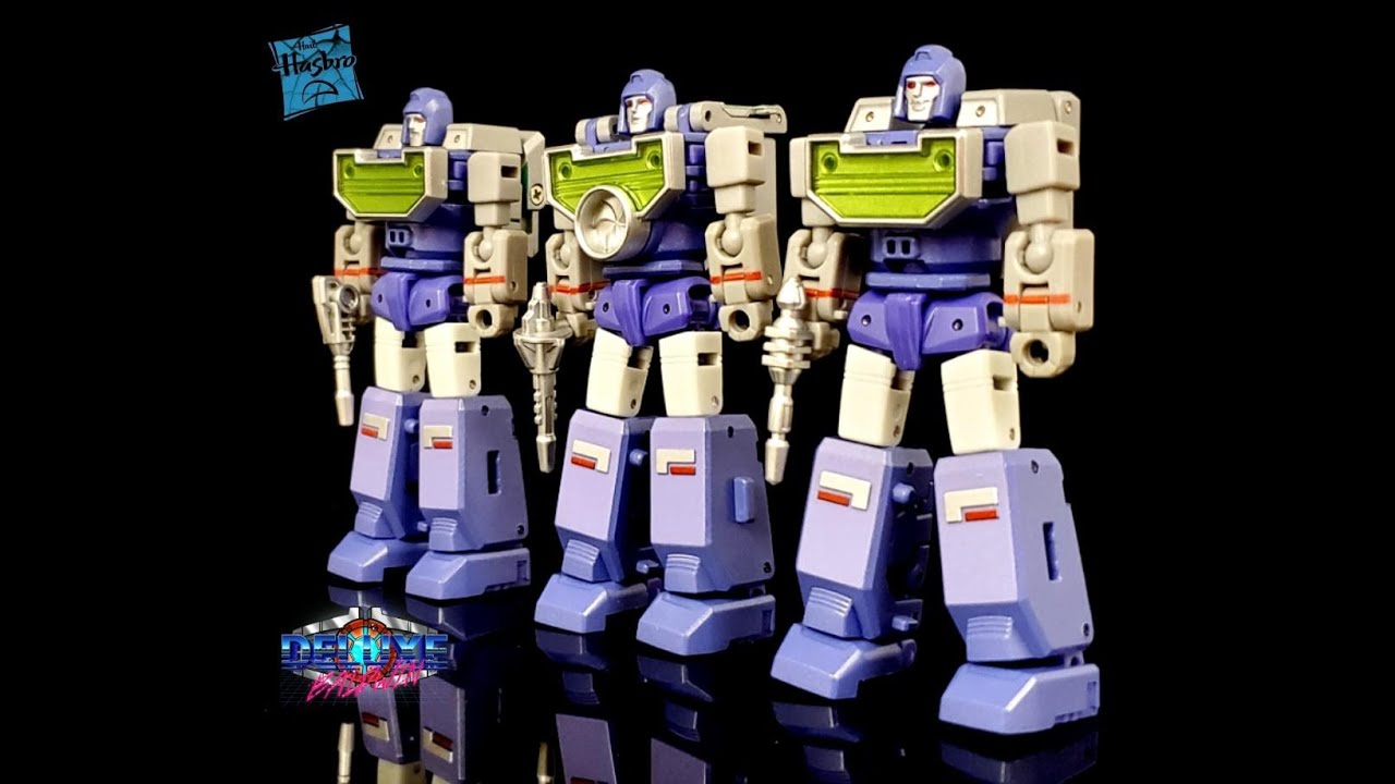 NewAge Toys H22 Chimera Review By Deluxe Baldwin