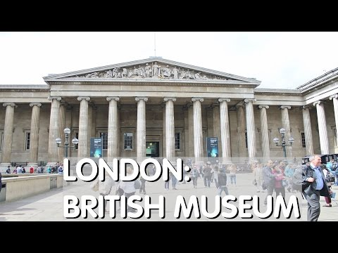 London: The British Museum & Gift Shop