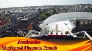 Avalanche- Blackpool Pleasure Beach- On/Offride