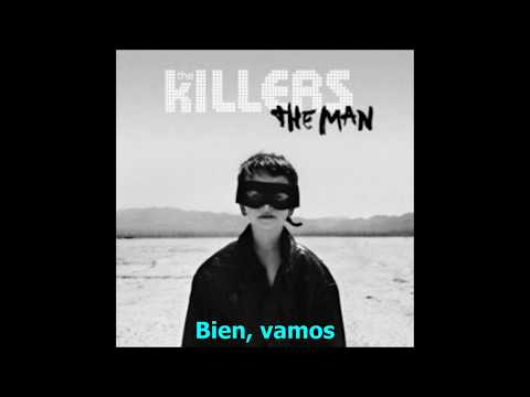 THE KILLERS - The Man (LETRA/Sub)