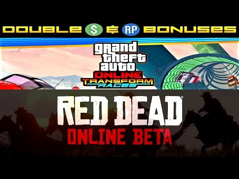 Latest GTA Online & Red Dead Online Newswires! RDR2 Online Beta Launched & More! - News & Updates