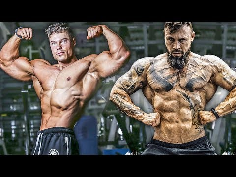 Brust Workout feat Wesley Vissers! Mr Olympia 2018?