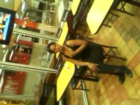 Fast food worker strip search
