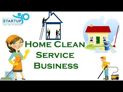 Home cleaning services Business - StartupYo
