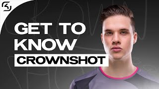 Get to know Jus 'Crownshot' Marusic: AD Carry. #SKLEC