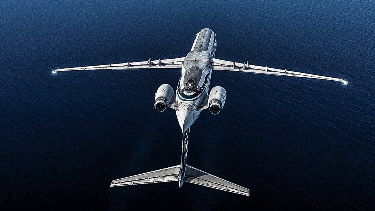 Flying Inverted Cutting Corners Alaska Airlines Flight
