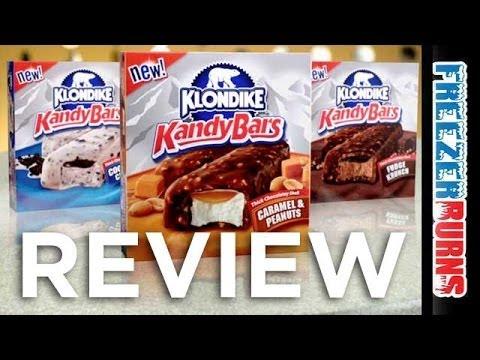 Klondike Kandy Bars Ice Cream Video Review: Freezerburns (Ep641)
