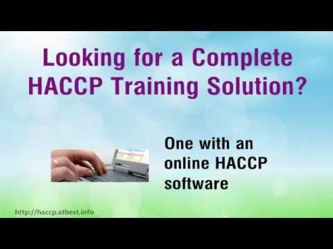 HACCP Training Video - HACCP Certification Made Easy! - YouTube