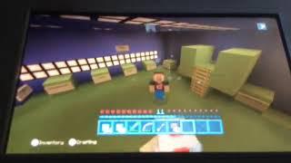 Wii U- Minecraft Minigames [1]