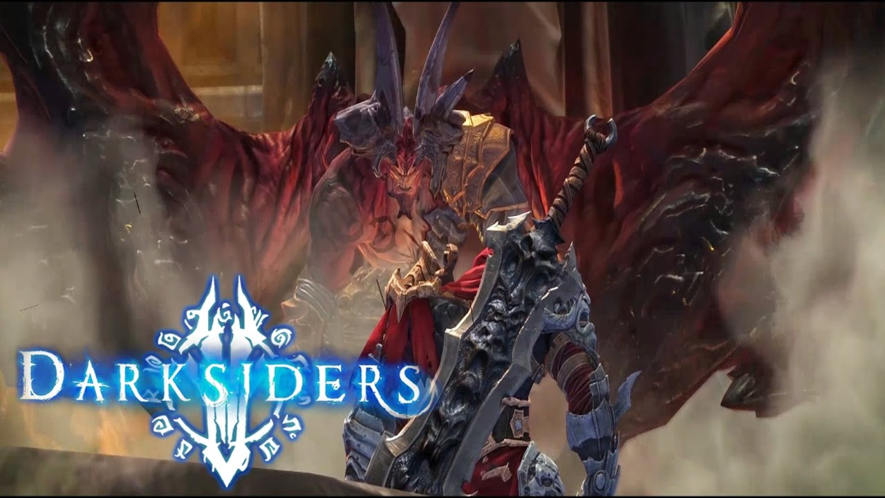 Darksiders Warmastered Edition | APOCALYPTIC | VULGRIM AND ...
