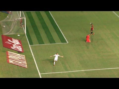 Sport 2 x 1 Santos | GOL | Copa do Brasil 20/05/15