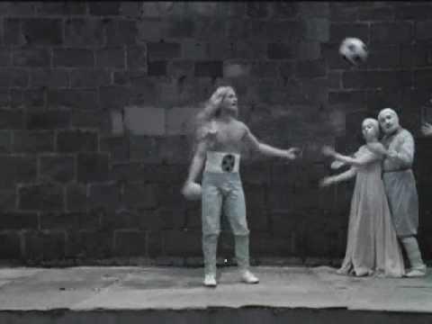 meredith monk -Churchyard Entertainment