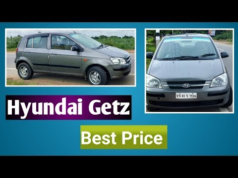 Hyundai Getz Low Price and Best Cars Available in Tamilnadu