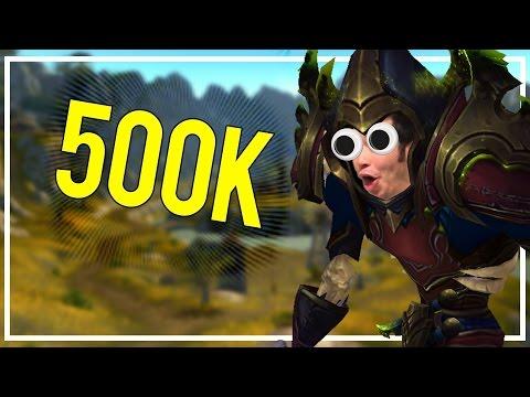 500K DAMAGE DFA BUILD - Assassination Rogue PvP Legion Beta