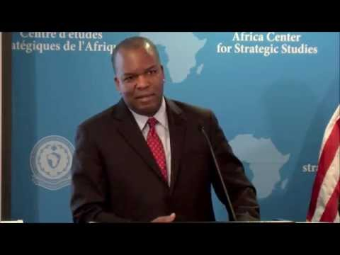 Maritime Strategy in Africa, Dr. Assis Malaquias
