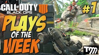 Call of Duty: Black Ops 4 - Top 10 Plays of the Week #1 (COD Top Plays)