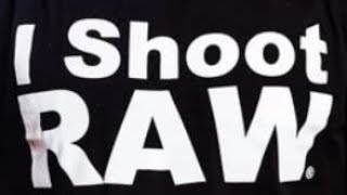 Only Nerds Shoot Raw