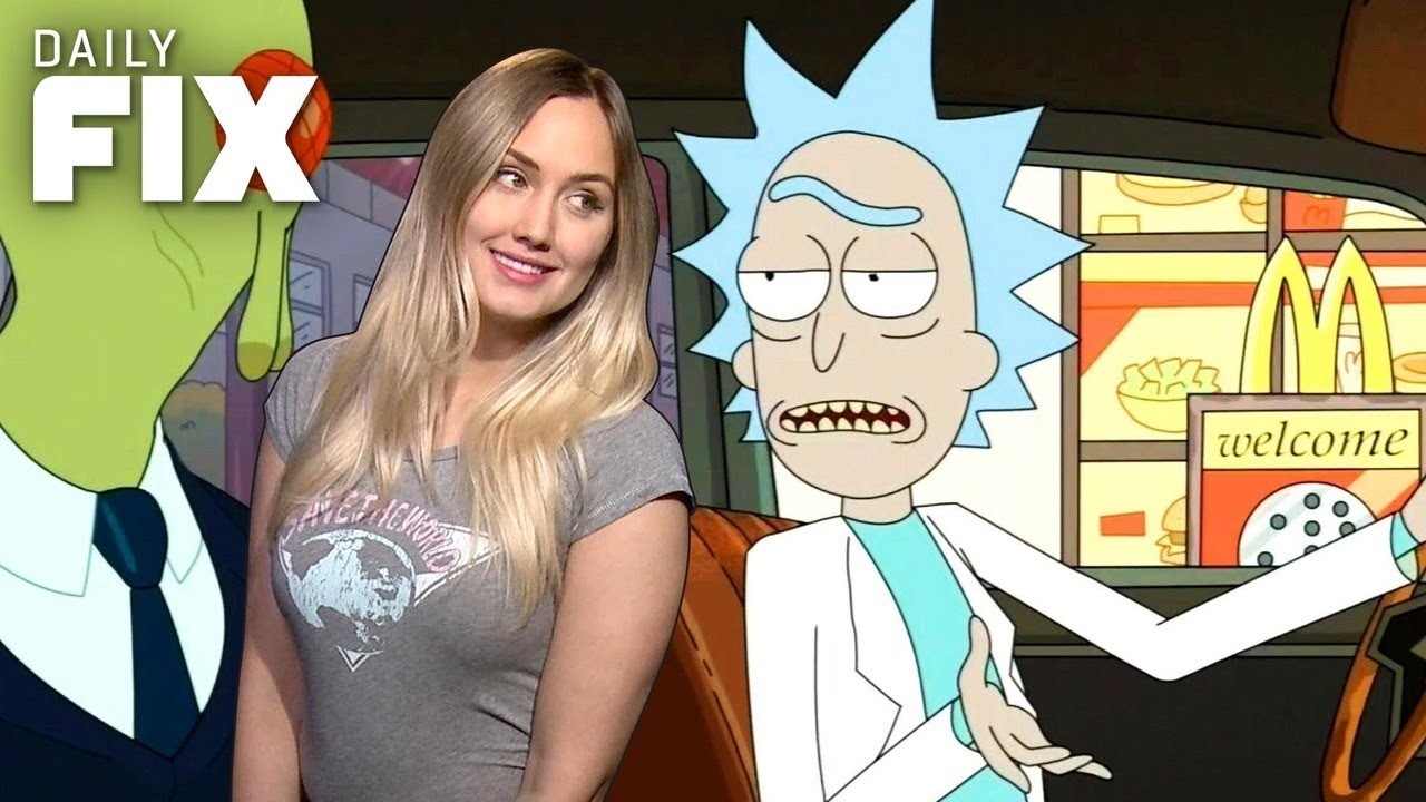 Rick and Morty Spoke, McDonald's Listened – IGN Daily Fix