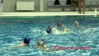 Финал первенства России по водному поло среди юношей в Рузе